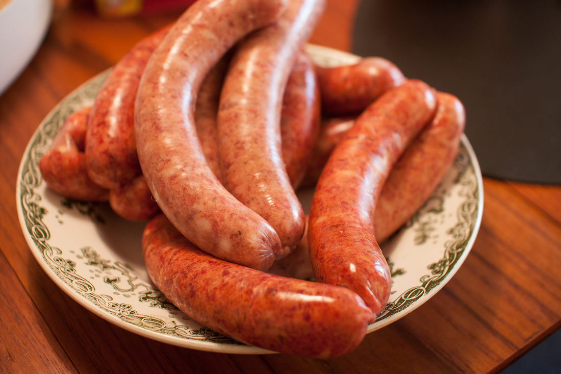 How To Make Homemade Sausage Recipe — Dishmaps